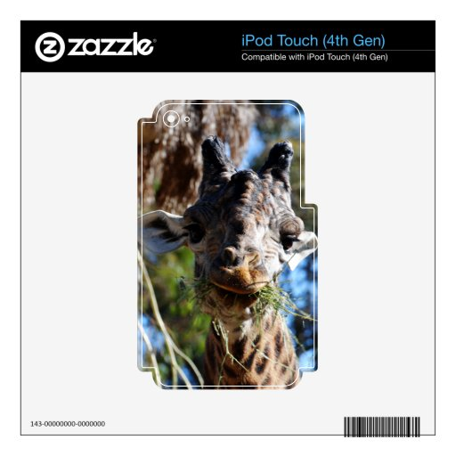 ¡Chompin! Skins Para iPod Touch 4G