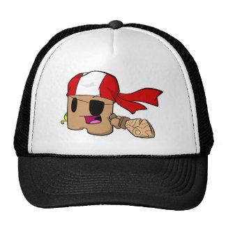 Chompy Pirate Cap
