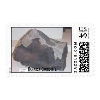 Chondrite de Ochansk sello de $.41 centavos