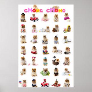 Chong Chong Poster