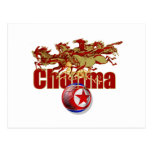 Chonma Thousand Mile Horse Soccer gifts Postcards