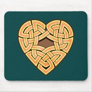 Chonoska Heartknot Mousepad