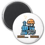 Choo Choo! 2 Inch Round Magnet