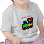 … Choo… Choo… Camisetas