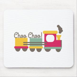 Choo Choo Mousepad