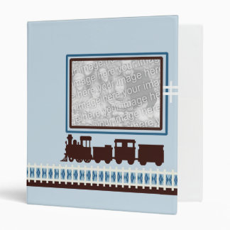 Choo Choo Photo Binder
