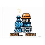 Choo Choo! Postcard