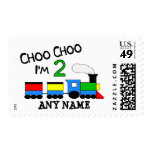 ¡Choo Choo soy 2!  Con el TREN