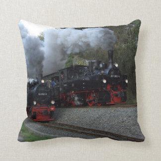 Choo-Choo Throw Pillow