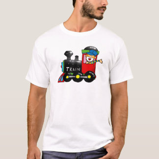 Choo-choo toy train boy T-Shirt