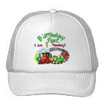 Choo Choo Train 1st Birthday Tshirts and Gifts Trucker Hat