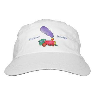 Choo Choo Train & Caboose Headsweats Hat