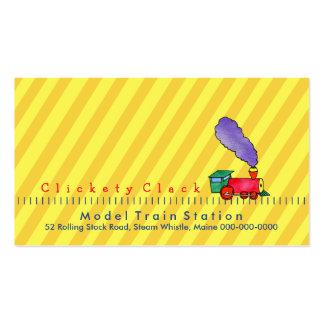 Choo Choo Train customizable Business Card