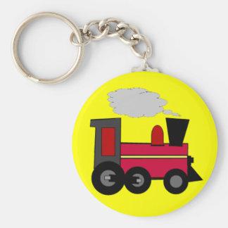 Choo Choo Train Key Chain