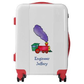Choo Choo Train Luggage