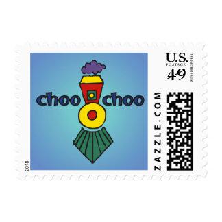 Choo Choo Train Postage