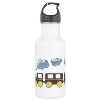 Choo Choo Train Stainless Steel Water Bottle