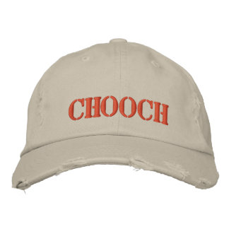 chooch embroidered hats
