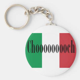 Chooooooch Products Available Here Keychain