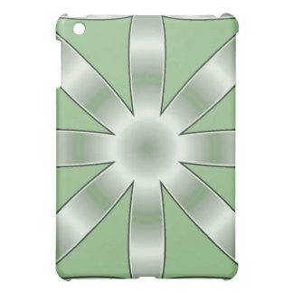 Choose Any Color Repeated Star Pattern iPad Mini Case