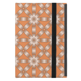 Choose Any Color Repeated Star Pattern iPad Mini Cover