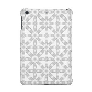 Choose Any Color Repeated Star Pattern iPad Mini Retina Cover