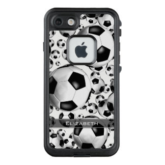 choose ANY color women's soccer balls everywhere LifeProof FRĒ iPhone 7 Case