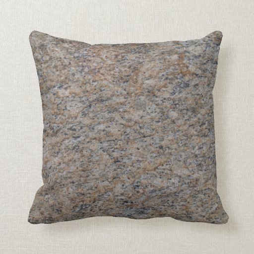 choose back color gray n brown speckledpillow throw pillow zazzle. Black Bedroom Furniture Sets. Home Design Ideas