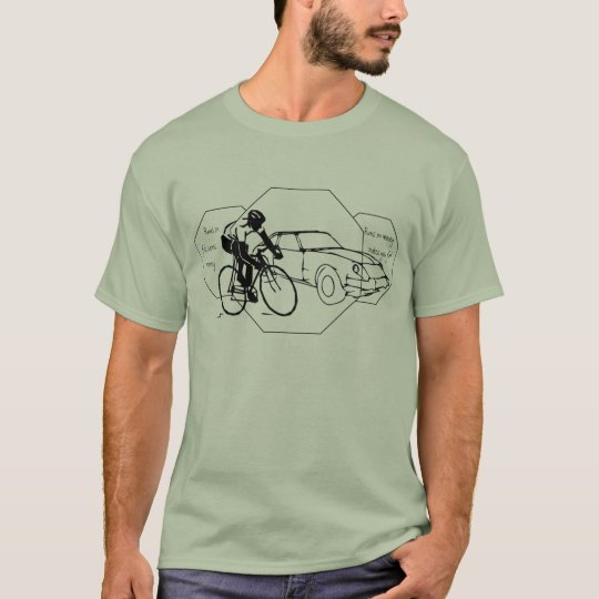 Choose Bike, Cycle, Biking, Motivation, Sport T-Shirt