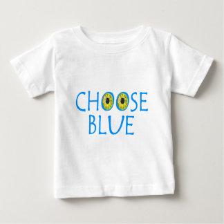 Choose Blue Baby T-Shirt