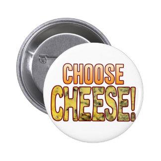 Choose Blue Cheese Button