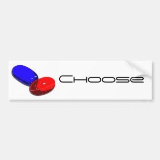 Choose Bumper Sticker