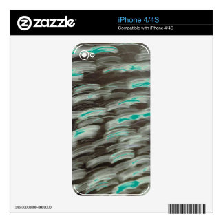 Choose Color Blizzard Skins For The iPhone 4