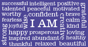 I Am Affirmations Gifts on Zazzle