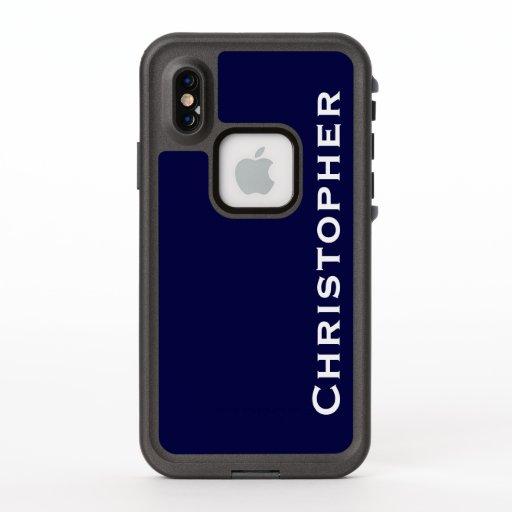 Choose Color iPhone Lifeproof Fre Dark Blue Case