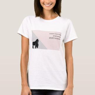 Choose cruelty-free entertainment RIPHarambe shirt