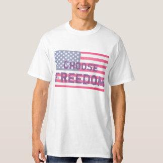 """""""Choose Freedom""""  Hanes T-Shirt"""