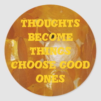 choose good ones stickers