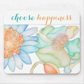 Choose Happiness mouse mat