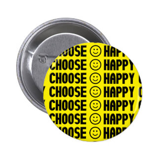 Choose Happy Button