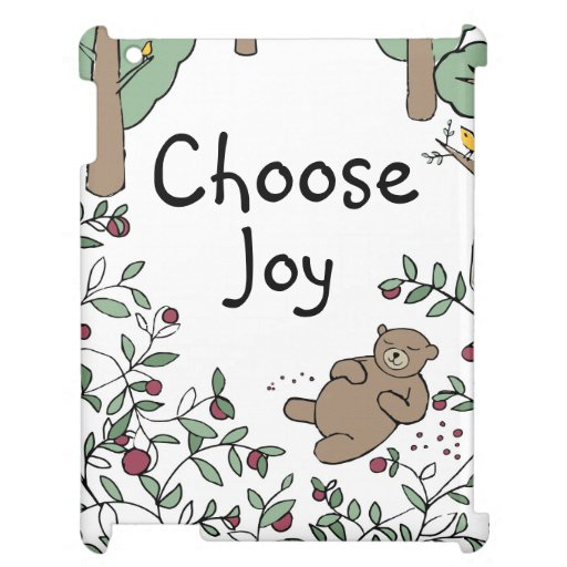 Choose Joy Case for the iPad