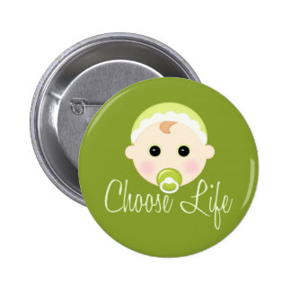 Choose Life Buttons