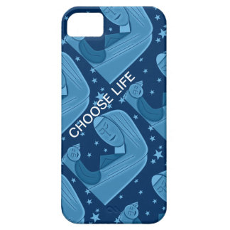 CHOOSE LIFE iPhone 5 COVER