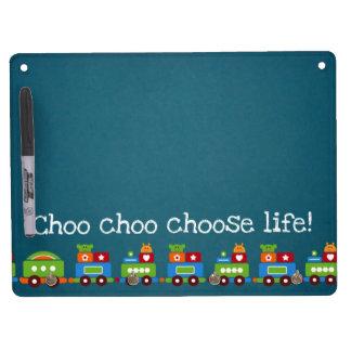 Choose Life Dry Erase Whiteboard