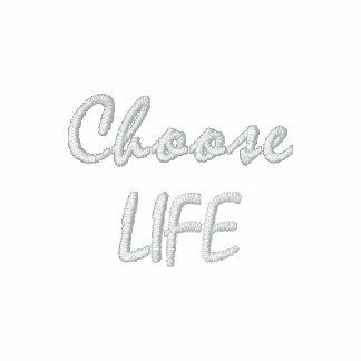 Choose LIFE Embroidered Shirt