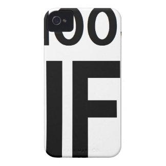 CHOOSE LIFE iPhone 4 CASE