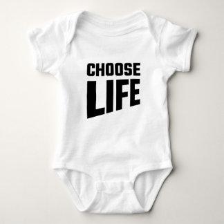 Choose Life Tee Shirt