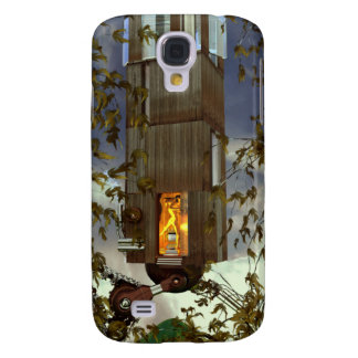 Choose Nature Galaxy S4 Cover