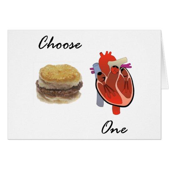 Choose One Card