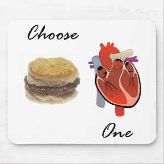 Choose One Mouse Pad